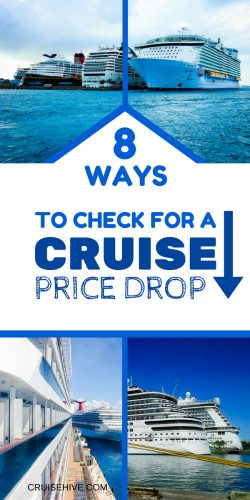 Looking to travel and get away? Here are ways to check for a cruise price drop.