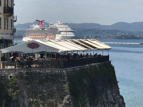 Carnival Horizon Maiden Voyage