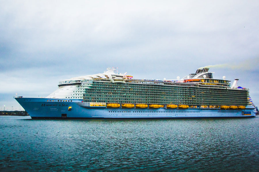 Top 10 Biggest Cruise Ships