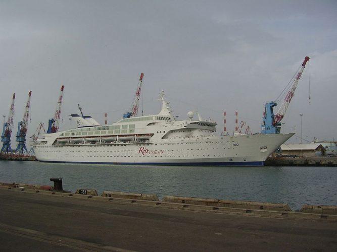 Rio Cruise Ship