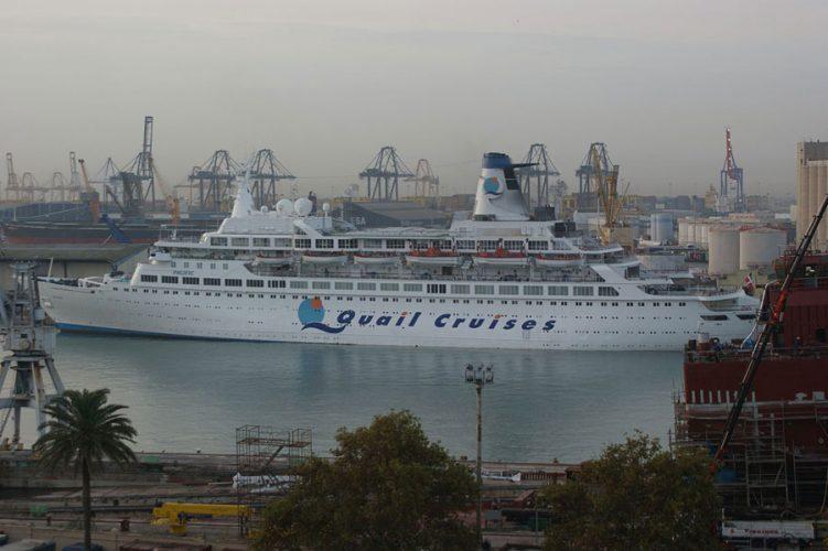 Pacific Ship