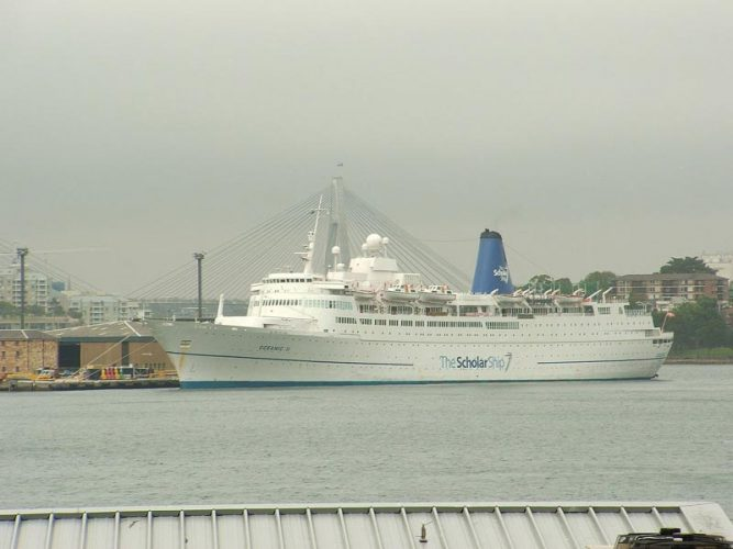 Legendary Cruise Ships We Lost in 2016-2017 (Part 6)
