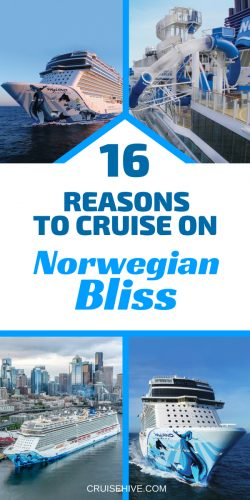 Planning a travel vacation at sea? Why not book a cruise on Norwegian Bliss.