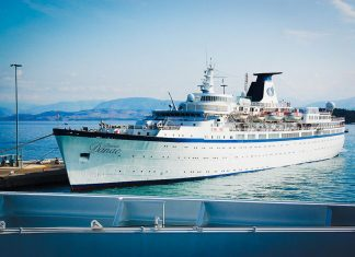 Legendary Cruise Ships We Lost in 2015 (Part 5)