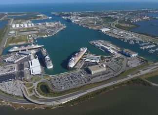 Port Canaveral, Florida