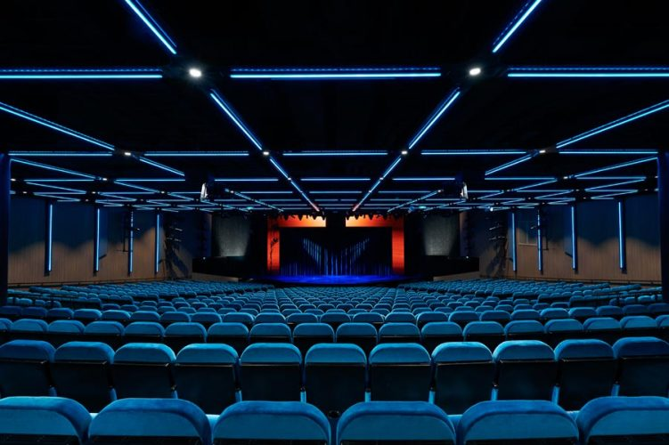 Norwegian Bliss Theater