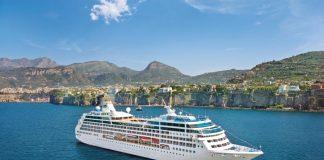 Pacific Princess World Cruise
