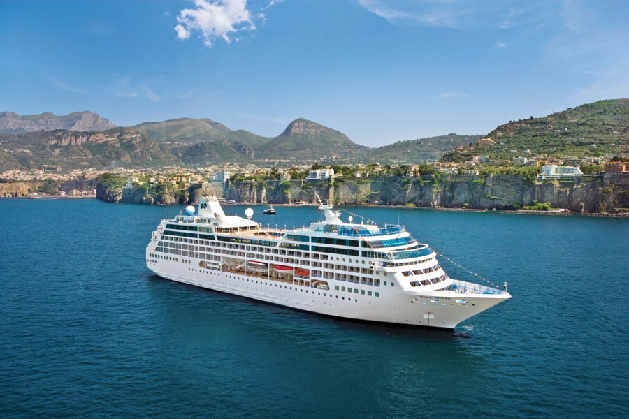 Pacific Princess World Cruise