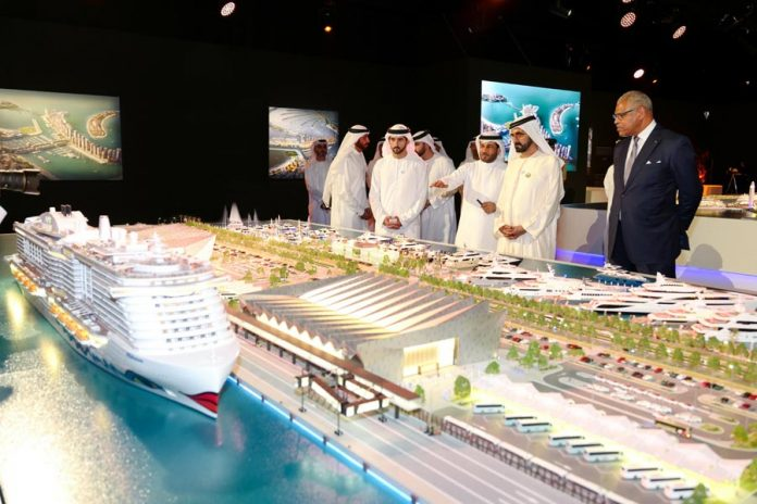 Carnival Dubai Cruise Terminal