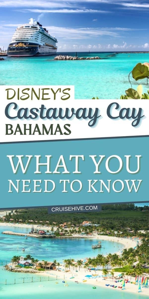 Disney Castaway Cay, Bahamas