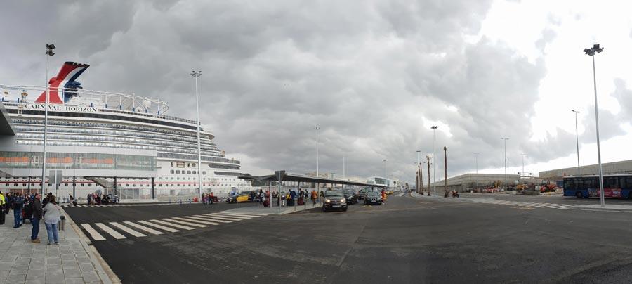 Barcelona Carnival Cruise Terminal