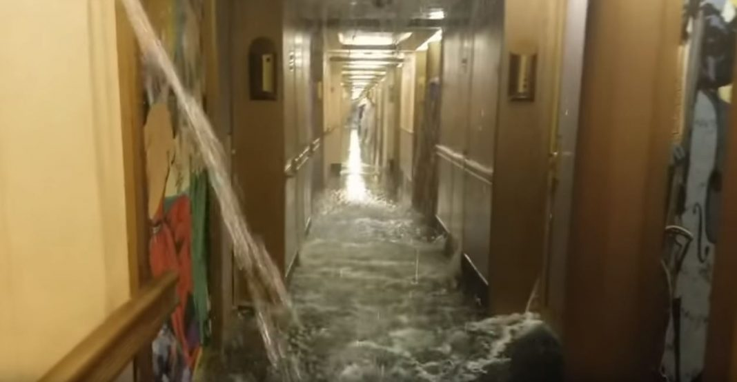 Carnival Cruise Line Compensates Guests After Cabins Flood