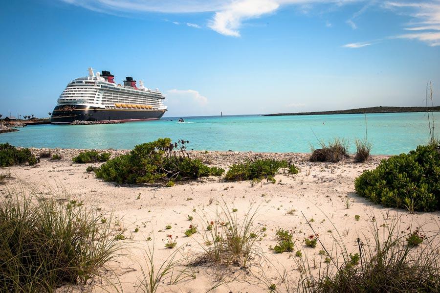 Why You Should Cruise to Disney's Castaway Cay, Bahamas