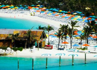 Castaway Cay, Disney Cruise Line's Private Island