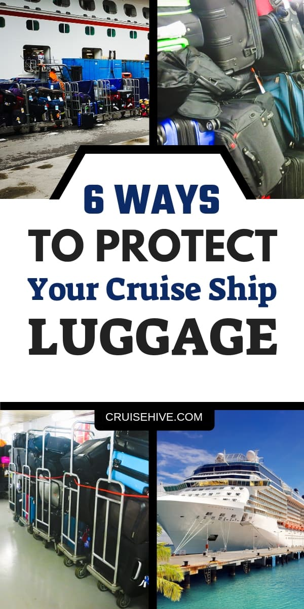 Follow these luggage packing tips on keeping everything protected and secure when traveling for your cruise vacation.