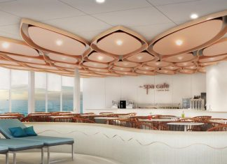 Celebrity Edge Spa Cafe