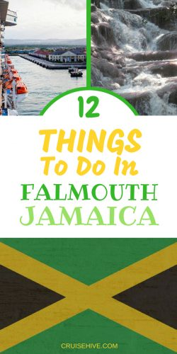 If your cruise vacation itinerary includes a call in Falmouth, Jamaica then here are 12 things you can do at this popular travel destination.