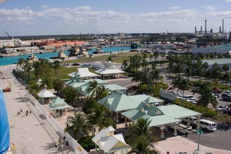Freeport, Bahamas Port