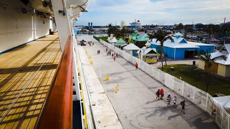 Cruise Ship Port, Freeport