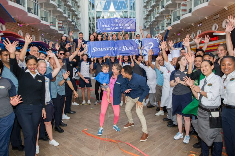 Symphony of the Seas Godfamily