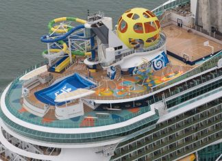 Independence of the Seas, Sky Pad