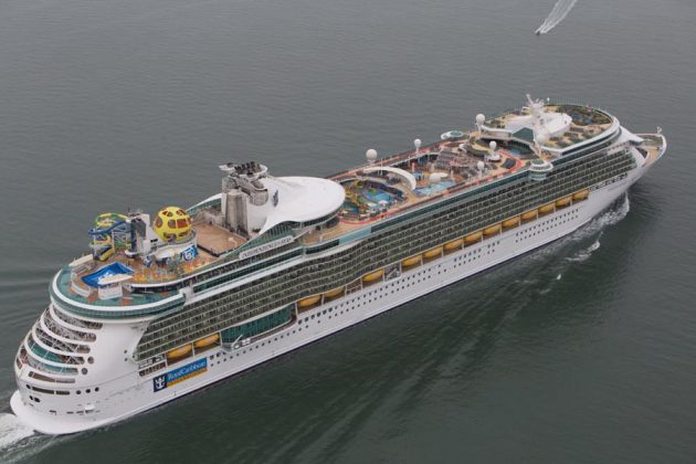 Independence of the Seas After Renovation