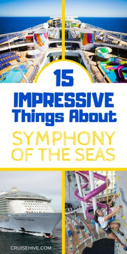 You really need to know what Royal Caribbean's Symphony of the Seas is all about for your cruise vacation. The 4th oasis-class cruise ship.