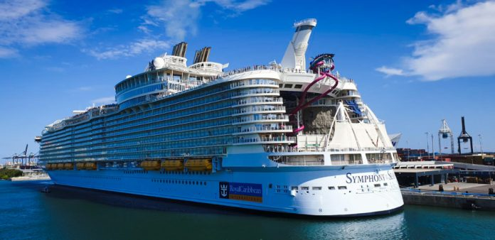 Symphony of the Seas Cruise Ship