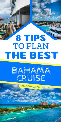 Here are cruise tips to make sure you have the Bahama Cruise Vacation. Follow this travel guide to be prepared.