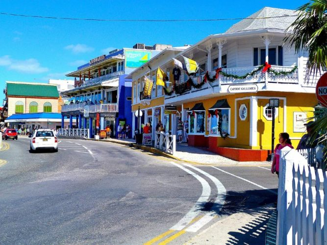 Downtown, Grand Cayman