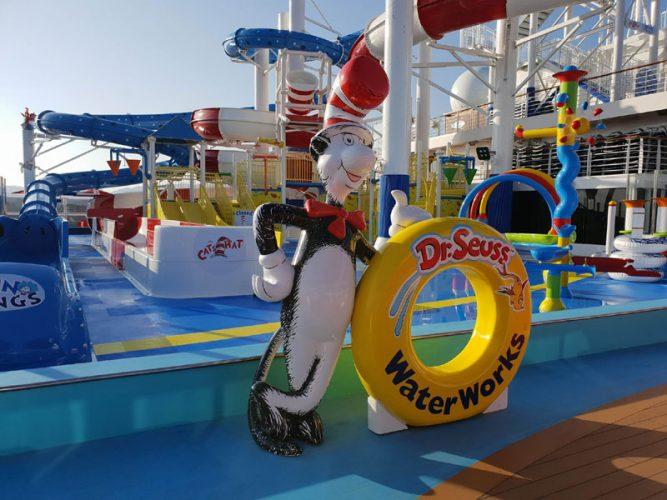 Dr. Seuss WaterWorks, Carnival Horizon