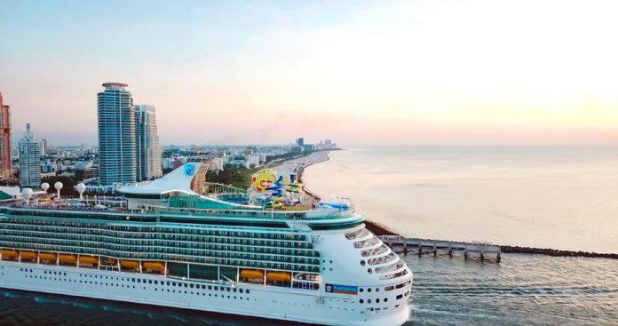 Mariner of the Seas Returns to Miami