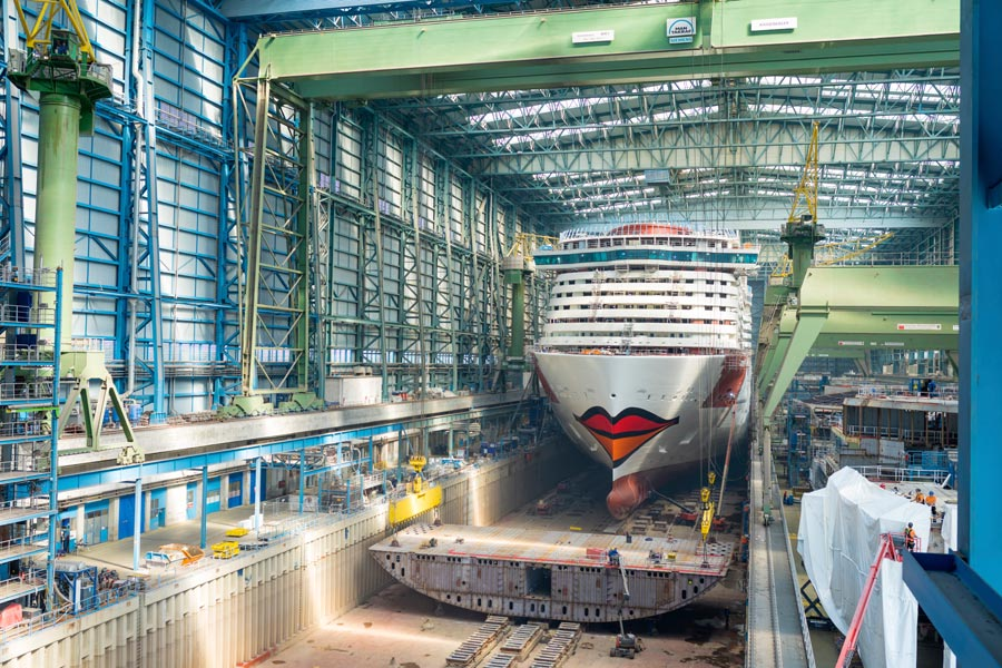 Largest Ever Carnival-Owned Cruise Ship to Float Out (cruisehive.com)