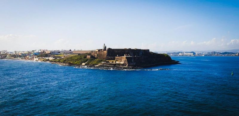 Felipe Del Morro fortress, San Juan