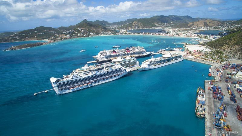 Philipsburg Cruise Port