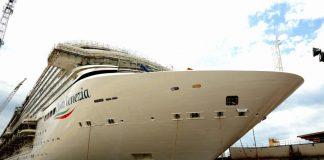 Costa Venezia Floats Out