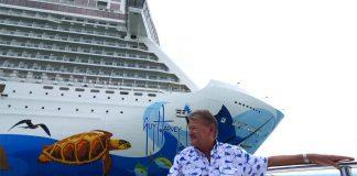 Guy Harvey, Norwegian Escape