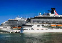 Carnival Cruise Vacation Ships