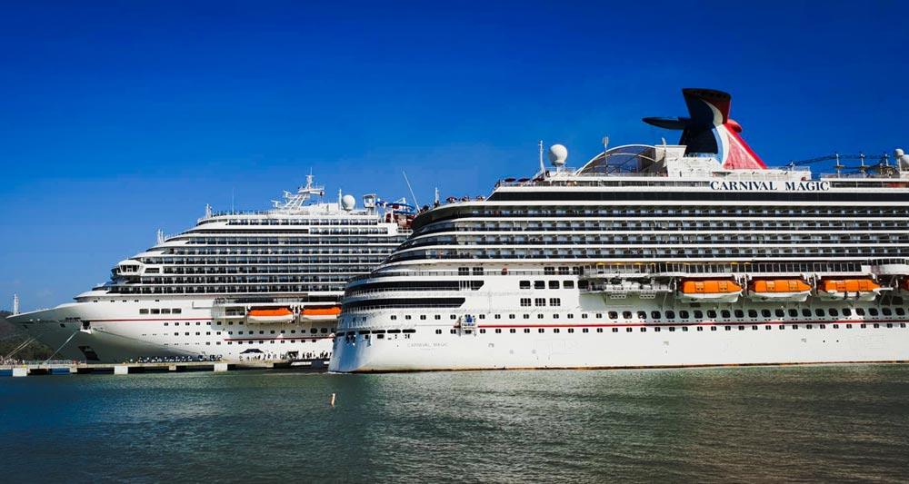 Carnival Cruise Vacation Ships