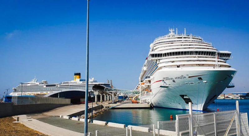 Cruise Ship Embarkation