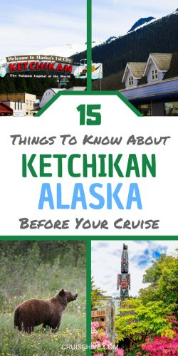 The cruise travel destination to be spending time in is Ketchikan, Alaska. Let's know more about this port or call.