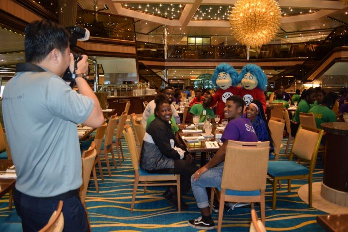 Fun Day for Kids on Carnival Cruise Ships