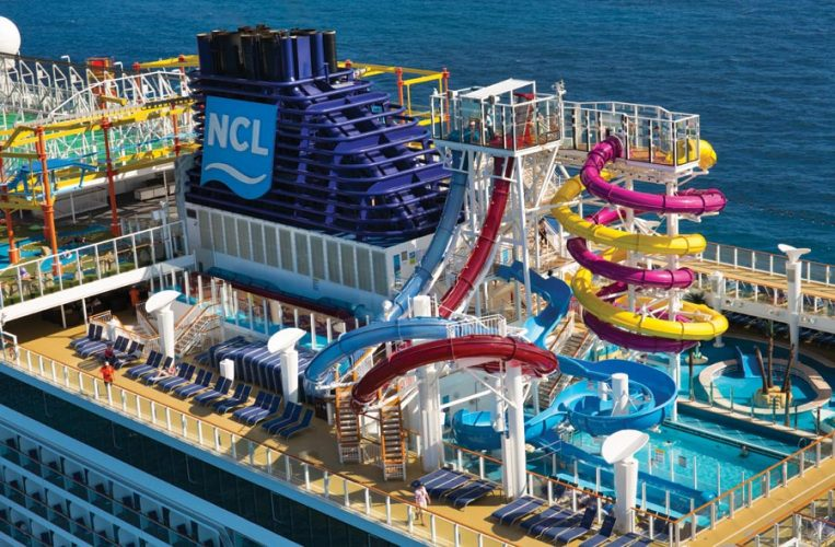 Norwegian Cruise Line Funnel
