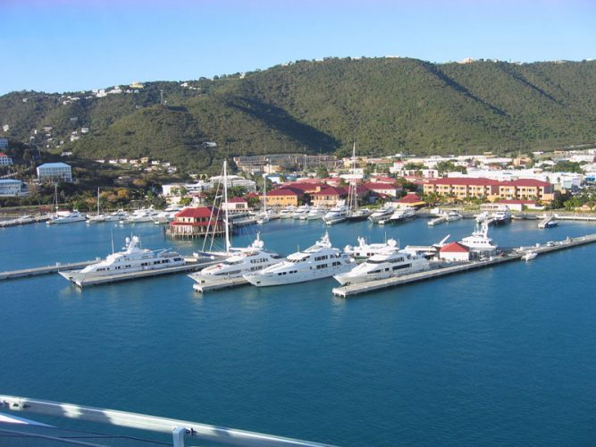 St .Thomas Boats