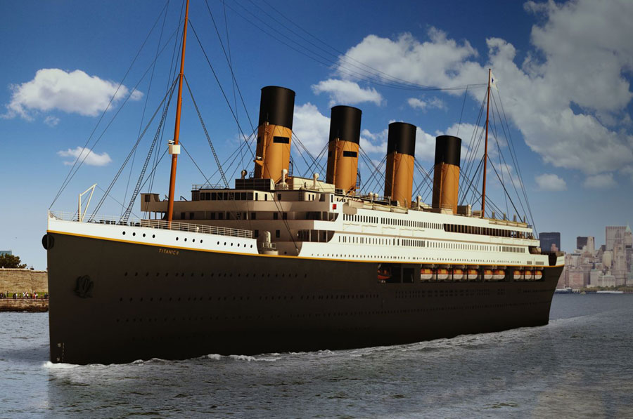 ffee15af Will There Ever Be Another Cruise Ship Like the Titanic?