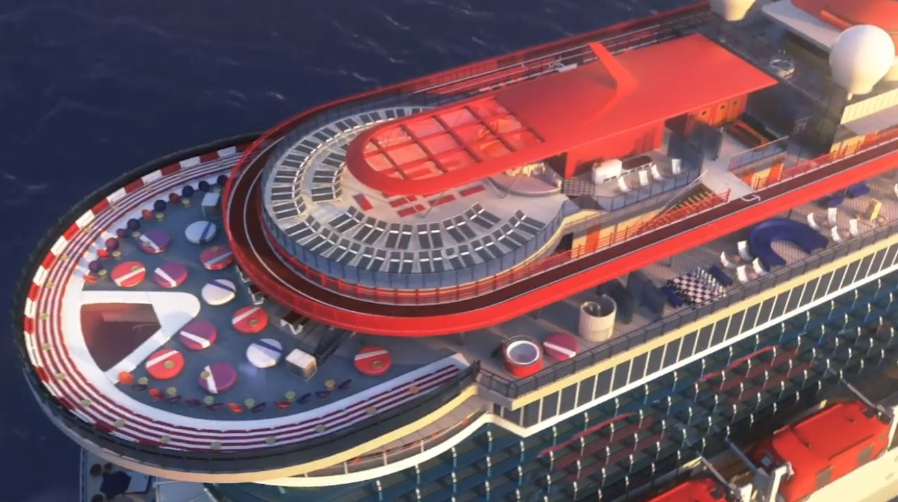 Stunning New Virgin Voyages Video Released Of Scarlet Lady