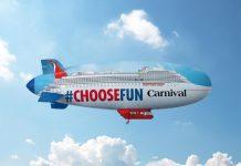 Carnival Cruise Airship
