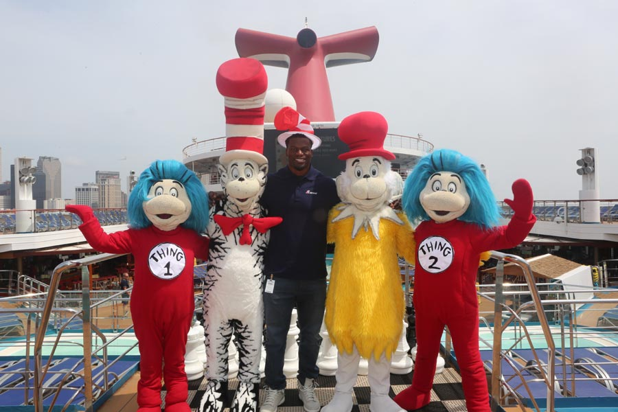 Carnival Cruise Line Dr. Seuss