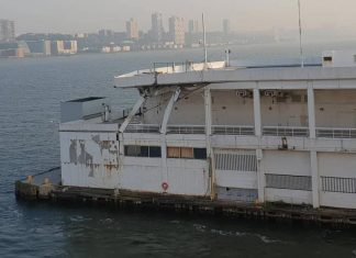 Carnival Horizon New York Pier Damage