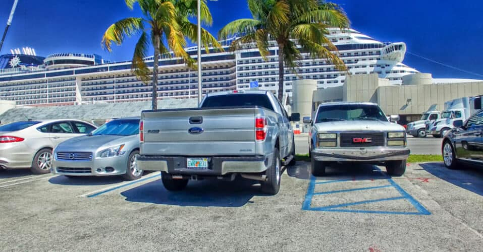 Port of Miami Cruise Parking